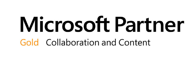 Microsoft Gold Partner for Collaboration & Content