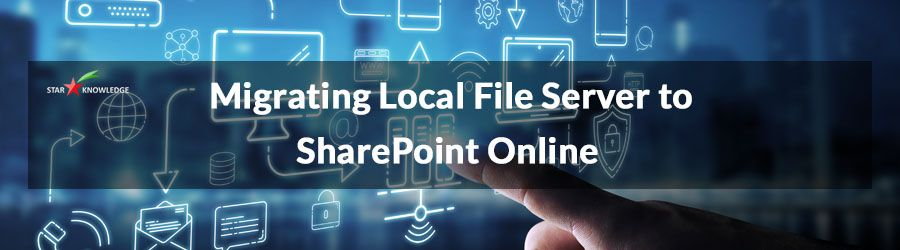 migrate file server to SharePoint