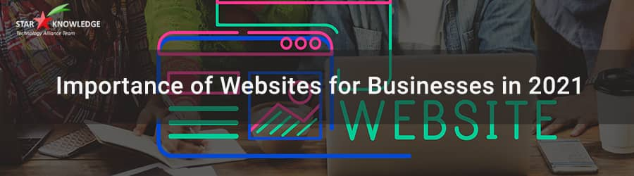website importance